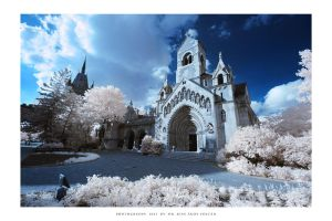 Budapest - IR I by DimensionSeven