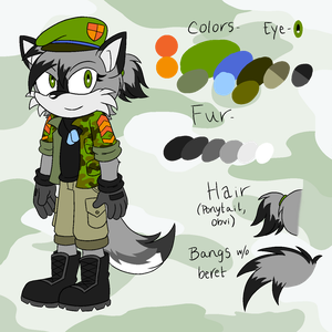 Lycaon ~ 2016 Ref (+ side-notes) by Admiral-BG