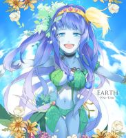 Earth by jeren07