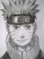 Naruto by MickeyTheSaviour