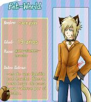 sergio-ficha para pet-world by bachadark93