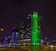 Hotel The Westin Warsaw by freemax
