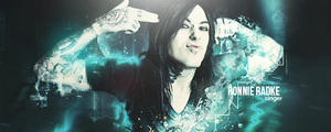 Ronnie Radke by Alpine-GFX