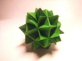 Spiky Cuboctahedron by Monarth