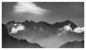 Tatra Mountains by krychu84