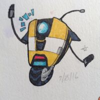 claptrap by lightfeather5632