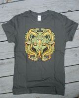 Medusa shirt printed by missmonster
