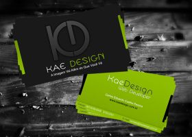 My Business Card by kaedesign