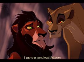 The Most Loyal Follower by SickRogue
