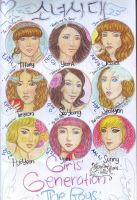 Girls' Generation ' The Boys ' by JangSHan