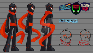 DPxRC9GN: Heroes United - The Ninja by Mgx0