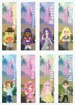 My Little Pony Bookmarks by DannimonDesigns