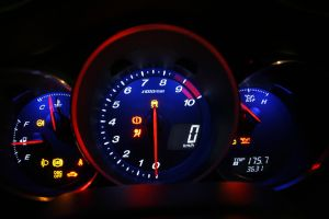 Mazda RX-8 Dashboard by morgan2pix