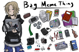 Bag Meme by Slately