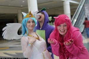 MegaCon - Spike noooo by Vampire-Sacrifice