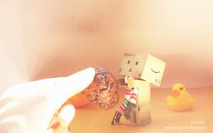 Danbo_sinat by faintart