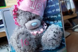 16Th Tatty Teddy by Random101Girl