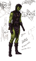 The WoS: The Green Goblin by kyomusha