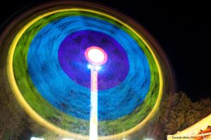 Geelong Show Rides 2 by DanielleMiner