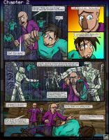 Minecraft: The Awakening Ch2. 28 by TomBoy-Comics