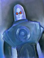 Mr. Freeze - 50k request by Mr-DNA