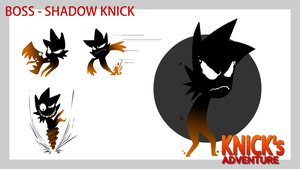 KA:CA - Shadow Knick by The-Knick