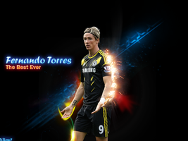 F.ToRres Wallpaper by XRew7