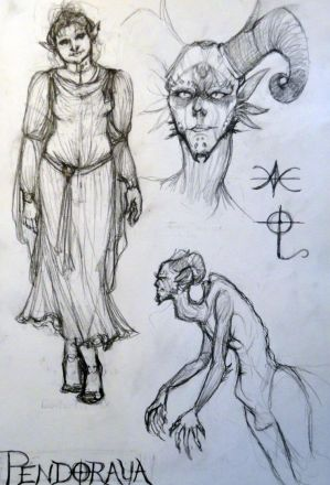 Essilaedia and Eros Tlectlyos concepts