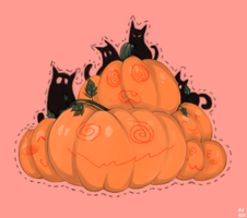 Pumpkins by SmoothCriminal15