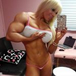 Megan Avalon Muscle Morph by Turbo99