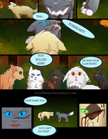 The Recruit- Pg 137 by ArualMeow