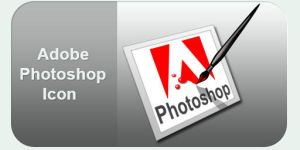 Adobe Photoshop - Dock Icon by MiG-05