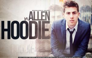 Hoodie Allen Wallpaper by IshaanMishra