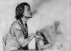 Johnny Depp by MissRoxyMFC