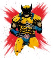 Wolverine by eede