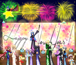 Nep New Year~! by LlikeOaVsinE