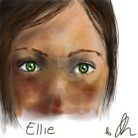 Ellie - The Last of Us by Sango94