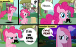 Ponyville's Comics Episode #1: Proudness by Ch4kz