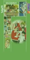 Eyeshield 21 YouTube Wallpaper by Valoja