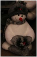Sweet Snowman by Claudia008
