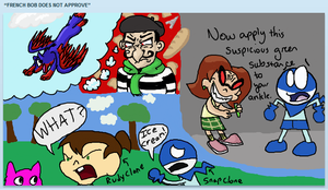 ChalkZone Silly Stories iScribble by racingwolf