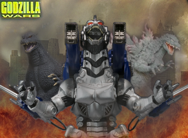 The Godzilla Wars wallpaper soundtrack, Redemption by TheSpiderAdventurer