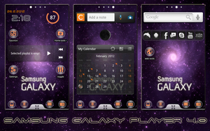 Galaxy Player 4.0, Android by Rasa13