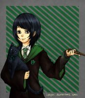 Pottermore OC by izayan