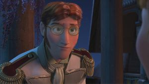 Prince Hans with glasses 2 by cdpetee