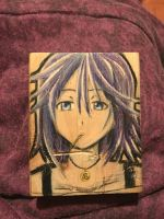 Mizore on a block by Austin-Barnitz