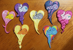 A Hearted Collection by EthePony