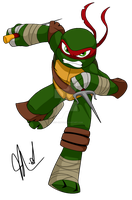 Color02 Raphael by Inked-Alpha