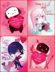 Tanpopo Valentines by camilladerrico