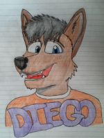 Diego Badge by kingking321